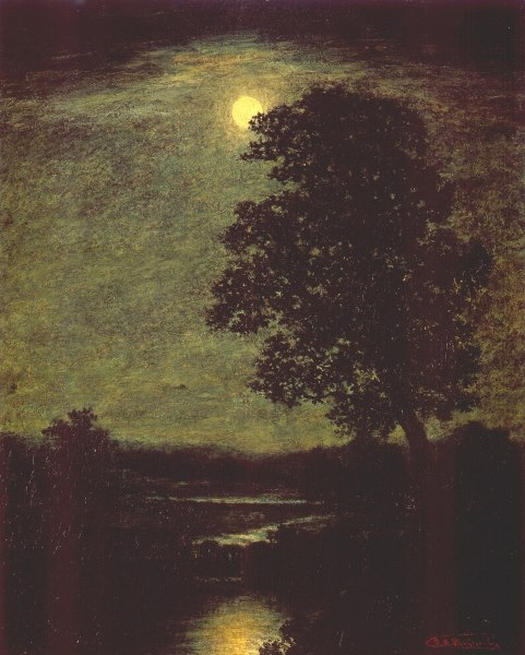 Ralph Albert Blakelock, Moonlight