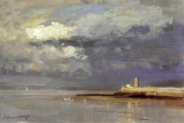 Edward Seago, The Jetty